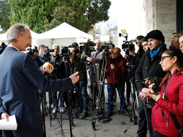 مبعوث أممي: محادثات دستور سوريا تنتهي دون توافق