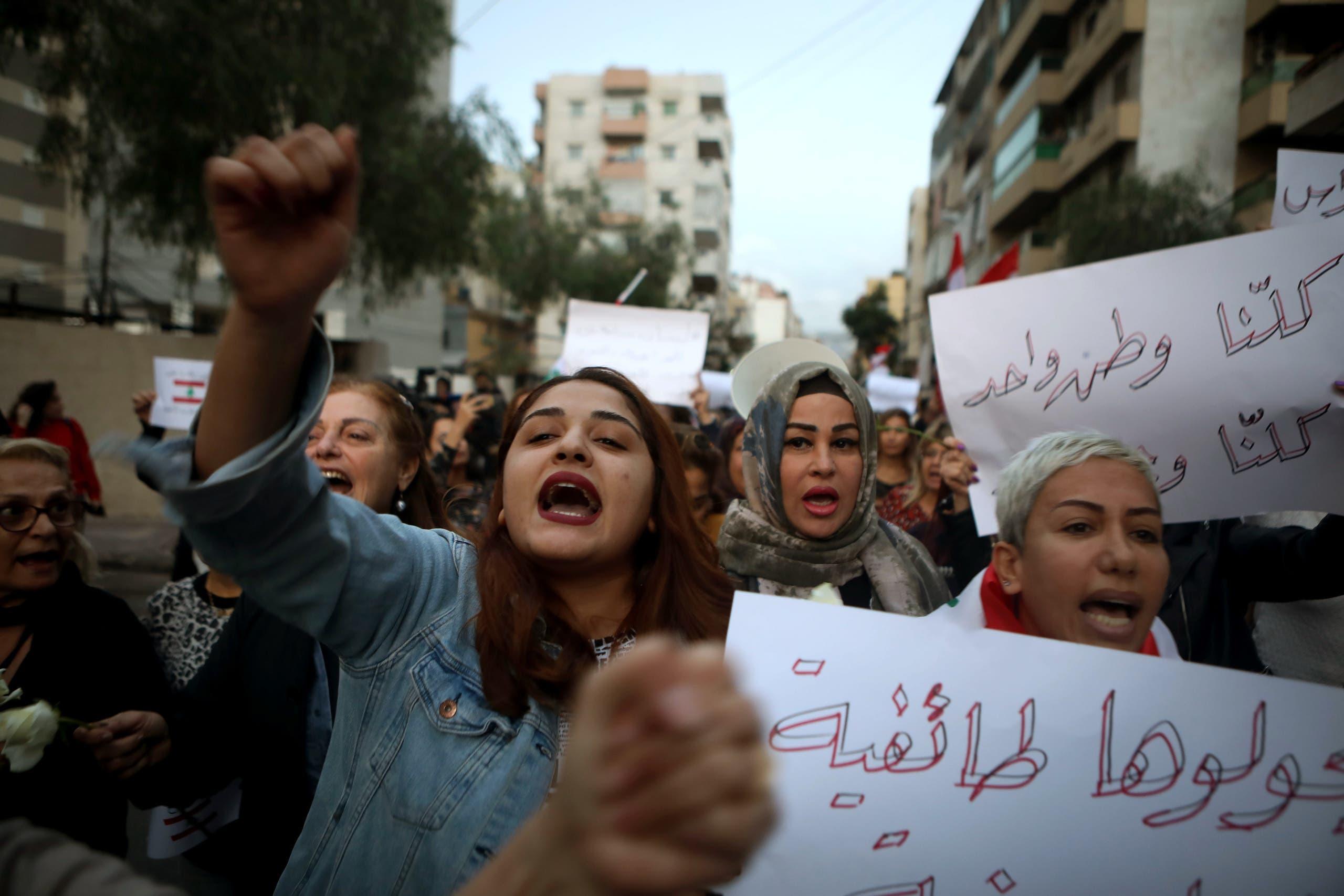 من بيروت (28 نوفمبر- فرانس برس)