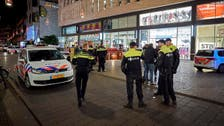 Dutch police: Two injured in stabbing, fire at local supermarket