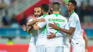 المنتخب السعودي يهزم البحرين وينعش حظوظه في التأهل