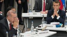 صدر ماکروں کو'دماغی طور پر مُردہ' قرار دینے پر تُرکی اور فرانس میں کشیدگی