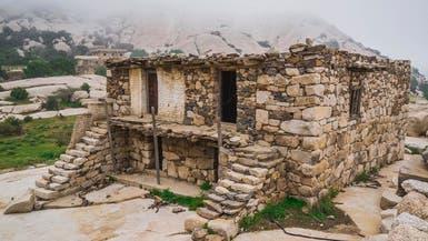 بيوت تخطف القلوب.. قرية سعودية نائية هجرها أهلها