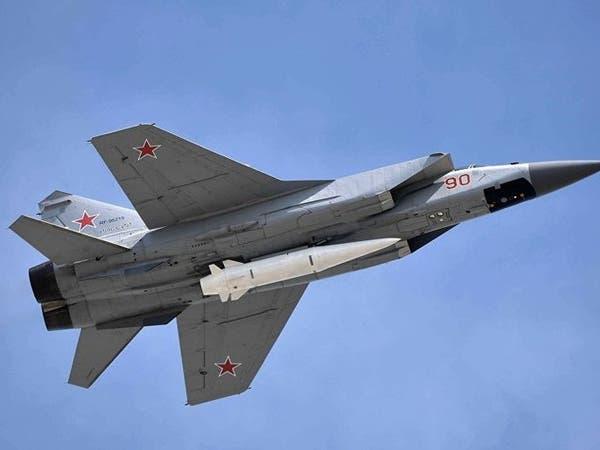 روسيا تختبر صاروخاً فائق السرعة.. وتزعج الدنمارك