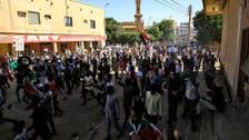 خرطوم میں سیکڑوں افراد کا احتجاج ،مقتول مظاہرین کے انصاف کا مطالبہ