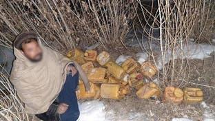 بزرگترین کارخانه تولید مواد مخدر طالبان در لوگر افغانستان منهدم شد