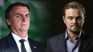 دي كابريو ينفي صلته بحرائق الأمازون كما اتهمه رئيس البرازيل