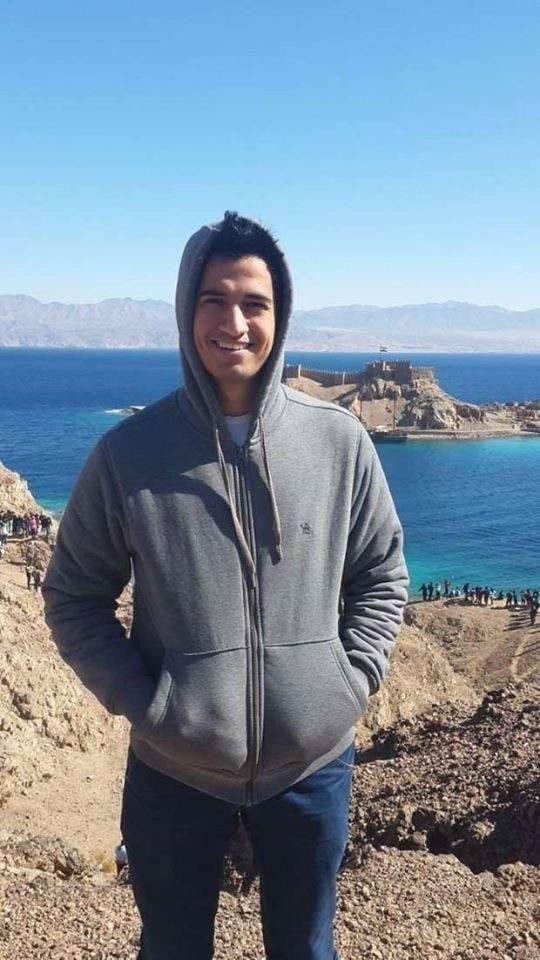 الشاب نادر المنتحر من برج القاهرة