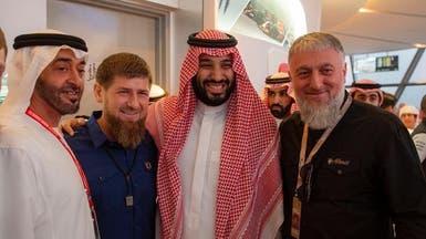 محمد بن سلمان يشهد ختام بطولة العالم للفورمولا 1