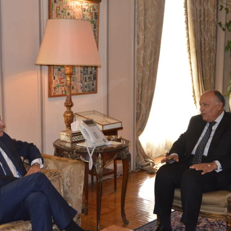 رفض مصري يوناني لاتفاق تركيا في ليبيا: السراج ليست له صلاحيات
