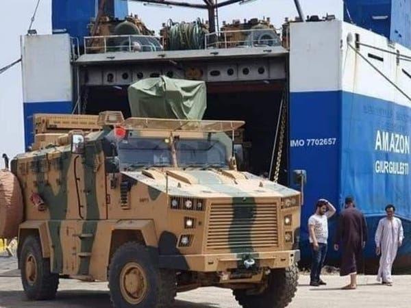 تركيا تعزز جسرها الجوي إلى ليبيا.. رحلات شحن ضخمة