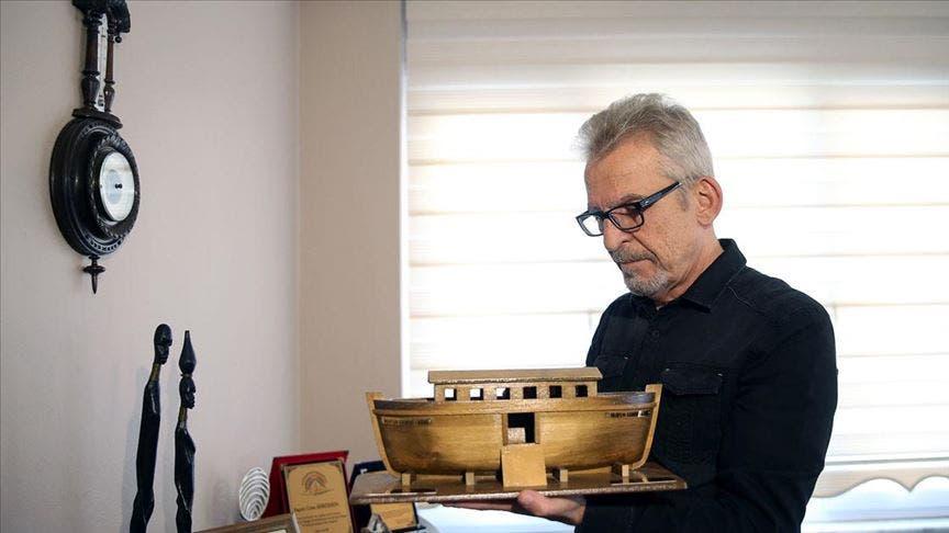 منتج ومصور الأفلام الوثائقية التركي جم سرتاسن