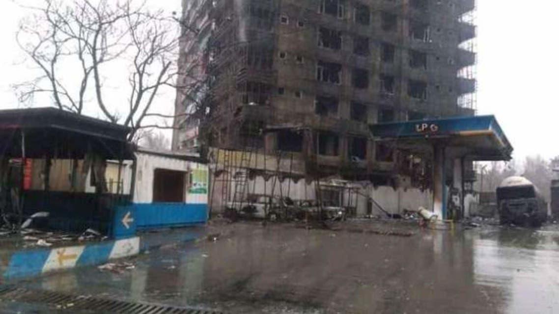«60 درصد تانک های تیل در شهر کابل افغانستان هیچ گونه تدابیر ایمنی ندارد»