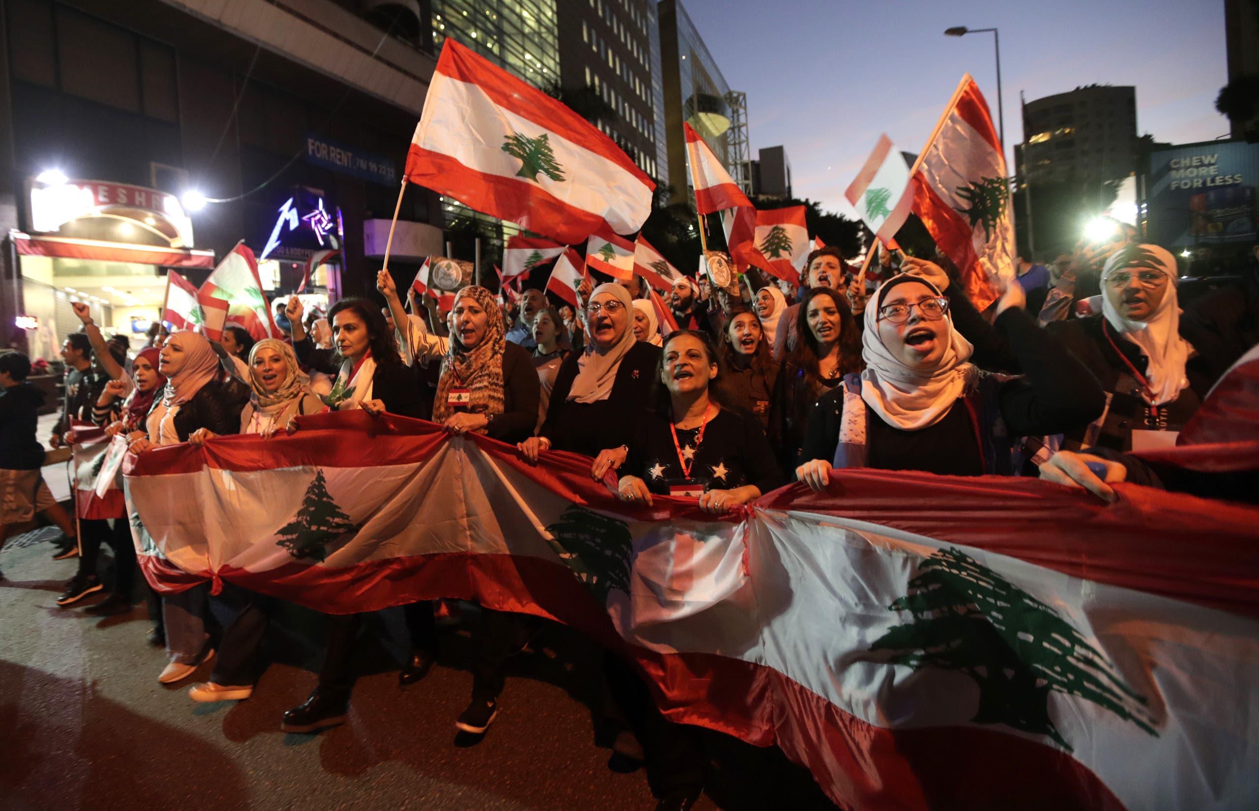 حراك لبنان