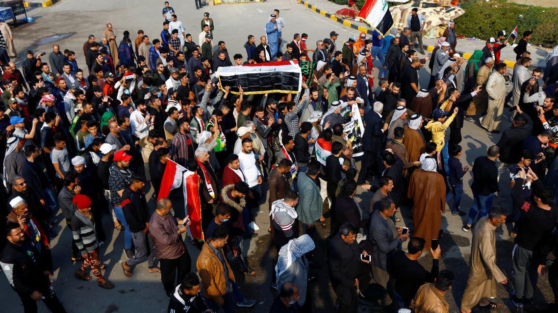 مسيرات حداد في العراق