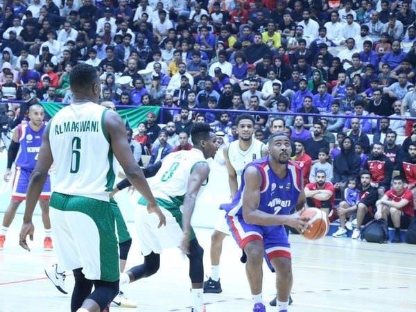 المنتخب السعودي لكرة السلة يهزم الكويت ويتوج بالبطولة الخليجية