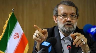 كورونا يلازم رئيس برلمان إيران.. فحص ثان ونتيجة إيجابية