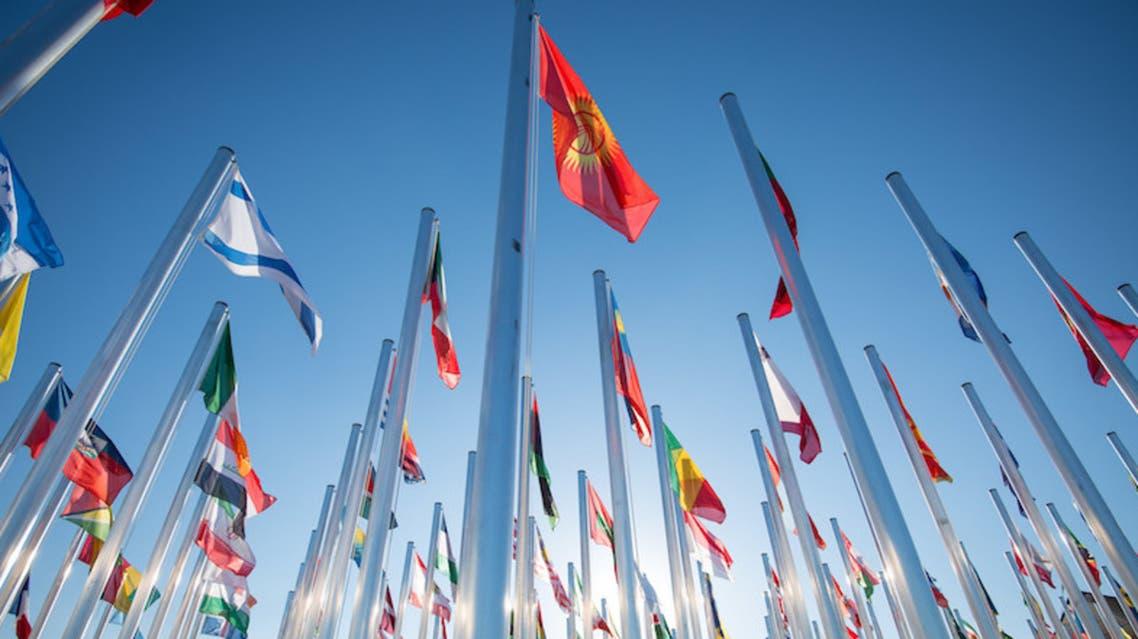 الدول المشاركة في مؤتمر مدريد