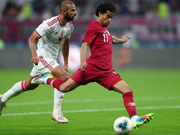 منتخب قطر يتأهل إلى نصف نهائي كأس الخليج