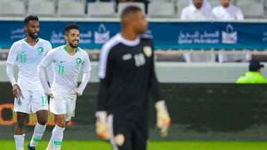 المنتخب السعودي يهزم عمان ويتأهل إلى نصف النهائي