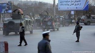 حمله مسلحانه بالای موتر حامل سربازان افغان در شهر کابل