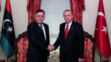 القاهرة وباريس: لا مشروعية لاتفاق السراج مع تركيا
