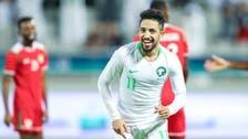 باهبري ينال جائزة أفضل لاعب في مباراة عمان