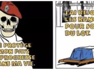 شارلي إيبدو مجدداً.. كاريكاتير ساخر عن قتلى جيش فرنسا يثير غضباً
