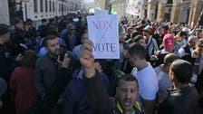 Algerian protests demand Thursday elections should be shutdown