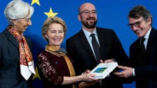EU leadership takes office touting green ambition
