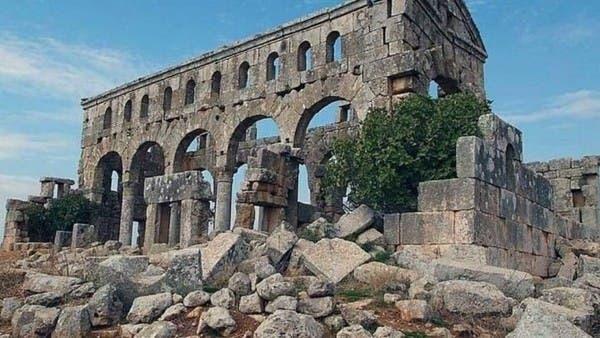 فصائل موالية لتركيا تسرق آثار منطقة النبي هوري بعفرين