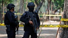 Suspected grenade blast near Indonesia's presidential palace injures two