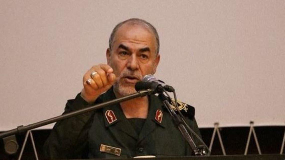 رئيس المكتب السياسي للحرس الثوري، يد الله جواني