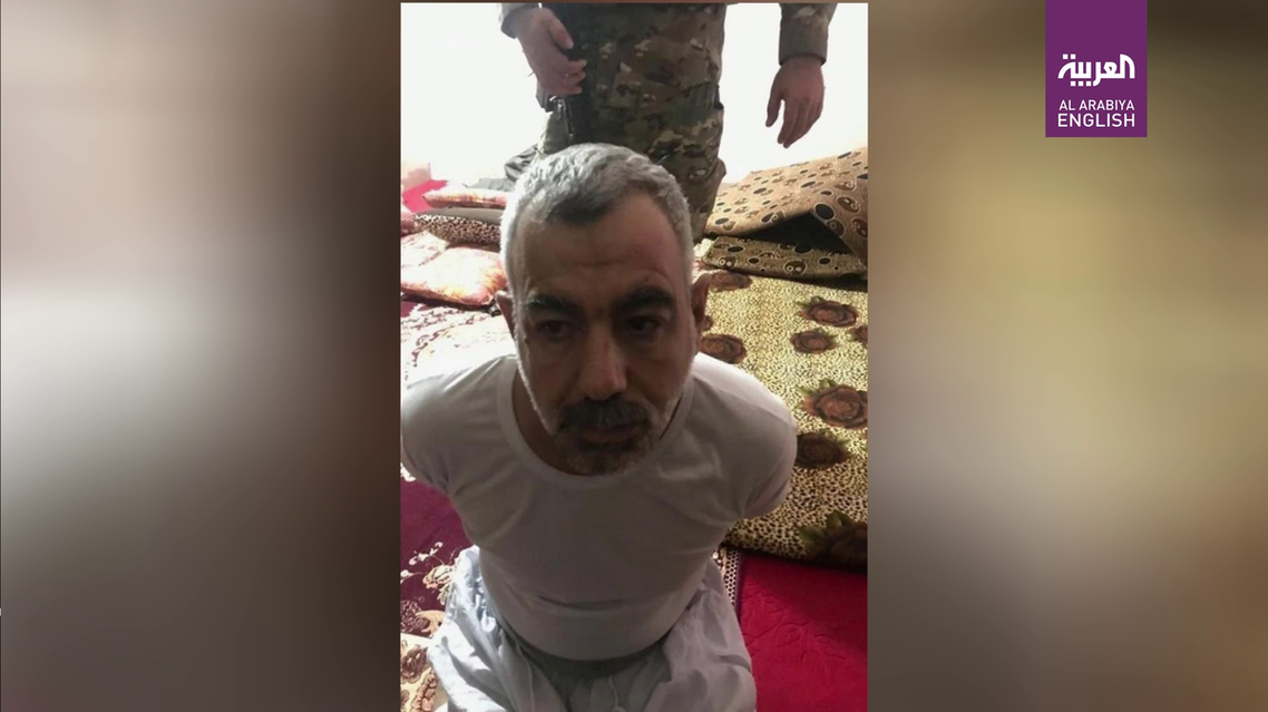 Iraqi police capture ISIS leader Baghdadi's reported deputy chief in Kirkuk