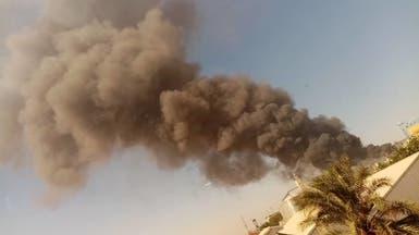 مقتل 4 مصريين في انفجار مصنع السودان