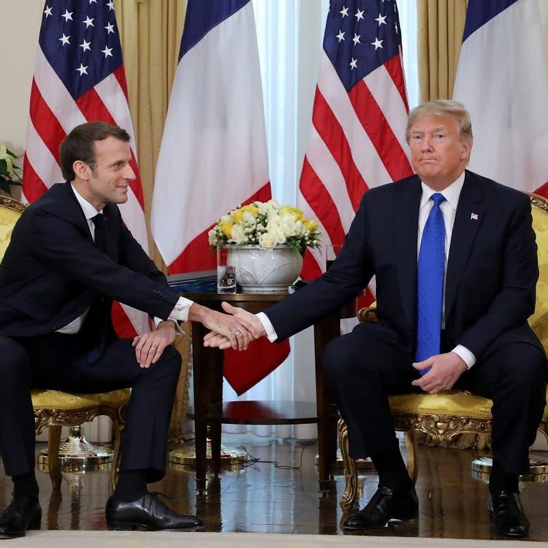 Macron says Turkey 'sometimes works with ISIS proxies'