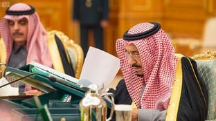 مجلس الوزراء السعودي يرحب باستضافة قمة الخليج