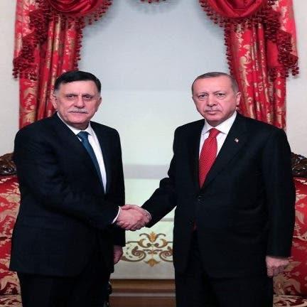 أردوغان: سنقدم كل دعم للوفاق ضد الجيش الليبي