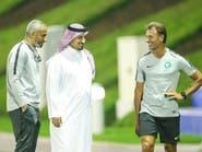 رينار: لاعبو المنتخب السعودي قدموا أداء جيداً أمام عمان
