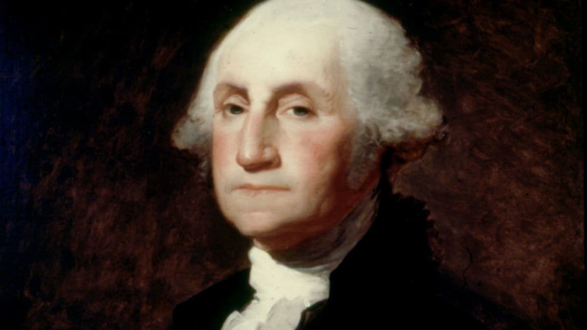 صورة للرئيس الأميركي جورج واشنطن