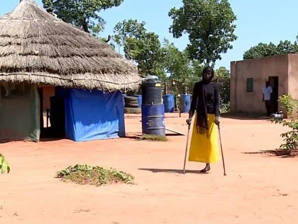 شاهد.. 100 ألف سوداني يواجهون مأساة إنسانية خطيرة
