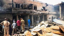 سوڈان : سرامکس فیکٹری میں گیس ٹینکر پھٹنے سے آتش زدگی، 23افراد ہلاک ،130 زخمی