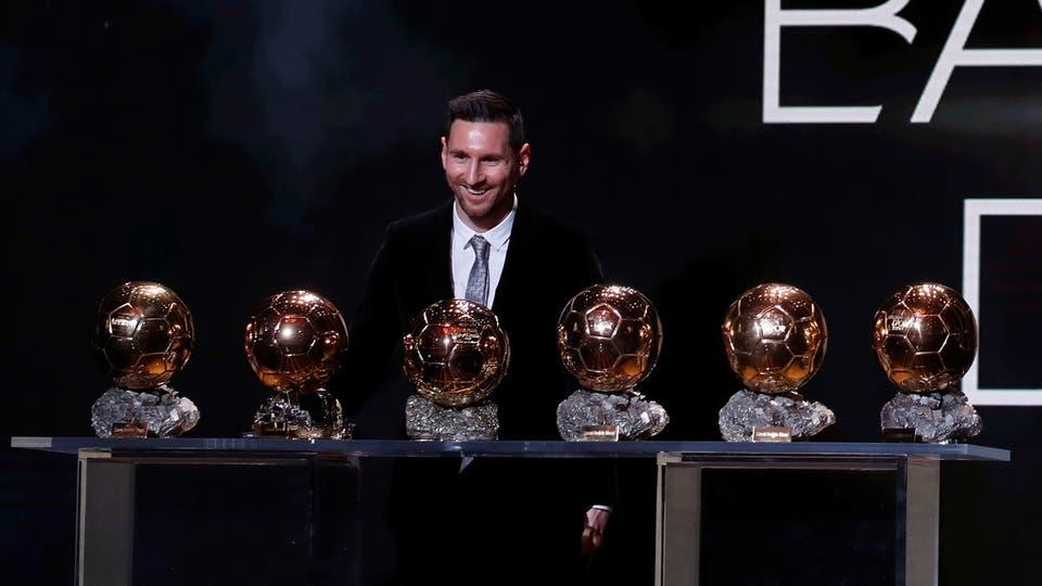 ميسي يفوز بجائزة الكرة الذهبية للمرة السادسة في تاريخه E7170f9d-f11a-4bea-a6cd-e071c21d8451_16x9_1200x676