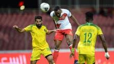 الوحدة يتخطى الخليج ويتأهل إلى ثمن نهائي كأس الملك