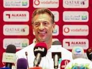 رينار: المنتخب السعودي جاهز لخوض مباراة نصف النهائي