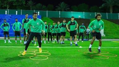 المنتخب السعودي يختتم تحضيراته.. وبرنامج علاجي للفرج والدوسري