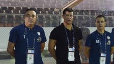 الشباب يقيل مدربه الأرجنتيني ألميرون