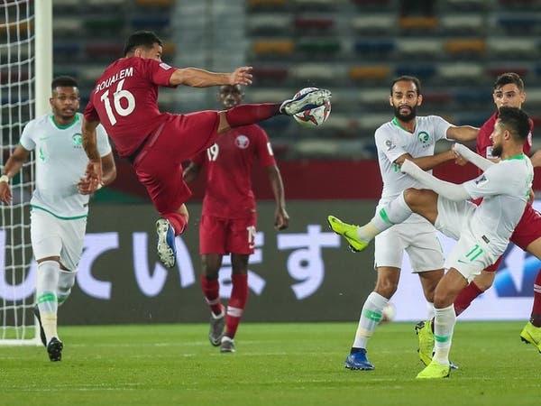 المنتخب السعودي يبحث عن بلوغ النهائي أمام قطر