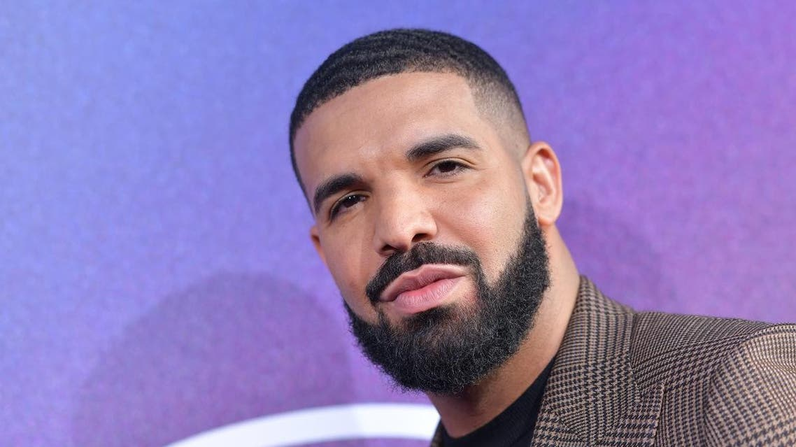 Executive Producer US rapper Drake attends the Los Angeles premiere of the new HBO series Euphoria at the Cinerama Dome Theatre in Hollywood. (AFP)