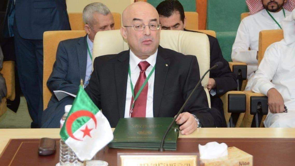 وزير الداخلية الجزائري صلاح الدين دحمون