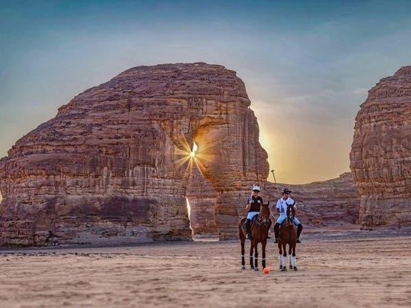 أول بطولة في العالم لبولو الصحراء في طنطورة 2019